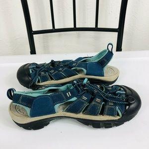 Keen Blue Poseidon Newport H2 Sports Sandals